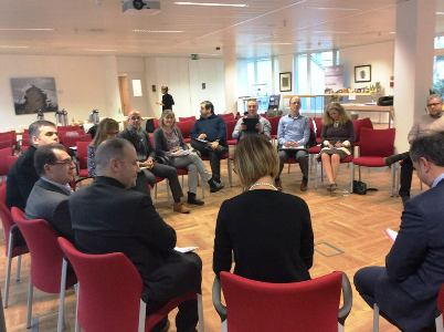 The ALICE project kicks off in Brussels